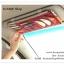 GB062 กระเป๋าใส่ของใช้ ใส่แผ่น CD,DVD สวมกับที่บังแดดรถยนต์ มี 4 สี : สีครีม , สีแดงเลือดหมู , สีฟ้า , สีกรมท่า ขนาด : กว้าง 27 x สูง 14 cm. thumbnail 9