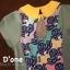 หมดค่ะ:Kloset Poodle Dress เดรสน่ารักๆคอบัวแบบคุณแอน คุณญาญ่าใส่เลยค่ะ ช่วงกลางลำตัวลายพูลเดิล มา 2 สีนะคะ เขียวและส้ม ใส่ทำงานได้ค่ะ ซิปข้างและมีซิปด้านใน กระดุมคอที่หลัง 1 เม็ด ใส่ออกงานก็ได้จ้า thumbnail 4