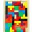 ของเล่นเกมไม้เททริส [Tetris] thumbnail 1