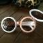 แว่นตา เทห์ๆ สีม่วง-ขาว thumbnail 4