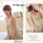 WG018 เสื้อกล้าม ซับใน ผ้าลูกไม้ สวยน่ารัก มี 3 สี ขาว ครีม ดำ thumbnail 15