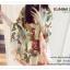 PR036 ผ้าพันคอแฟชั่น ผ้าฝ้าย พิมพ์ลายสวย ขนาด ยาว 190 กว้าง 110 cm. thumbnail 3