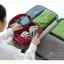 GB099 กระเป๋าใส่ชุดชั้นใน กางเกงใน ถุงเท้า ผ้าขนหนู ผ้าอ้อม ของใช้จุกจิกทั่วไป มี 4 สี ชมพู ฟ้า เทา เขียว พร้อมหูหิว งานคุณภาพ thumbnail 9