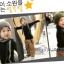 huanshu kids เสื้อกันหนาวแฟชั่นเด็ก เสื้อคอพันผ้าไม่หนา สีดำ เทห์ๆสไตล์เกาหลี thumbnail 1
