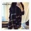 PR066 ผ้าพันคอแฟชั่น ผ้าหนา อย่างดี งานสวยคะ ขนาด กว้าง 58 ยาว 200 cm. thumbnail 2