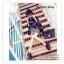 PR039 ผ้าพันคอแฟชั่น ผ้าฝ้าย พิมพ์ลายสวย ขนาด ยาว 190 กว้าง 90 cm. thumbnail 5