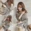 Kniting Lace Flora Top design by Korea เสื้อไหมพรมทอลาย เล่นดีไซน์ช่วงแขนเป็นผ้าไหมพรมลูกไม้แขนบานนิดๆ ใส่สวยค่ะ แมตซ์ง่ายด้วย งานมาน้อยนะคะ thumbnail 4