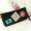 กระเป๋าสตางค์แบบยาว ใส่มือถือได้ สไตล์เกาหลีน่ารัก มีสายคล้องมือ thumbnail 9