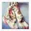 PR036 ผ้าพันคอแฟชั่น ผ้าฝ้าย พิมพ์ลายสวย ขนาด ยาว 190 กว้าง 110 cm. thumbnail 10