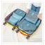 GB120 กระเป๋าจัดระเบียบ จัดเก็บเสื้อผ้าของใช้ต่างๆให้เป็นระเบียบ 1 เซต มี 6 ชิ้น งานสวยคุณภาพ thumbnail 8