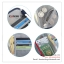 GB281 กระเป๋าใส่พาสปอร์ต กระเป๋าถือ ใส่เงิน นามบัตร บัตรATM มือถือ ใส่ของจุกจิก เอกสารต่างๆ ขนาดกระทัดรัด พกพาสะดวก มีช่องจัดเก็บหลายช่อง ขนาด ยาว 12.5 (กางออก 25 ซม.) x สูง 22 ซม. thumbnail 8