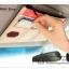 GB062 กระเป๋าใส่ของใช้ ใส่แผ่น CD,DVD สวมกับที่บังแดดรถยนต์ มี 4 สี : สีครีม , สีแดงเลือดหมู , สีฟ้า , สีกรมท่า ขนาด : กว้าง 27 x สูง 14 cm. thumbnail 13