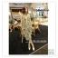 PR049 ผ้าพันคอแฟชั่น ผ้าฝ้าย แบบบาง พิมพ์ลายสวย ขนาด ยาว 170 กว้าง 80 cm. thumbnail 10