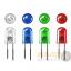 LED ขนาด 5 มิล ชนิดตัวสี 15 องศา (ถุงละ 100 ตัว) thumbnail 3