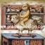 กระดาษอาร์ทพิมพ์ลาย สำหรับทำงาน เดคูพาจ Decoupage แนวภาพ หมี เท็ดดี้ Teddy Bear ขี่แกะ by Pladao Design thumbnail 1