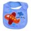 BN020 ผ้ากันเปื้อน ผ้ากันน้ำลาย ลายการ์ตุน น่ารัก ติดแบบแทบตีนตุ๊กแก ขนาด กว้าง 19 กว้าง 31 เซนติเมตร thumbnail 23