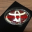 LOGO Toyota แดง พวงมาลัย New Vios 2013 thumbnail 1