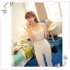 WG012 เสื้อซับในเต็มตัว ผ้าลูกไม้ สวยหวาน มี 2 สี ขาว ดำ thumbnail 10