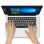 Chuwi LapBook 14.1 นิ้ว LapTop Windows10 Intel Apollo lake N3450 4GB RAM,64GB ROM,IPS 1920x1080 Full HD Tablet PC NoteBook thumbnail 2