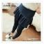 LG049 กางเกงเลคกิ้งขายาว มีผ้าประดับเป็นกระโปรง หวานน่ารัก มี 4 สี เทาอ่อน เทาเข้ม กรมท่า ดำ thumbnail 28