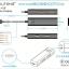 USB HUB ใช้ชาร์จ และ OTG พร้อมกัน ต่อ USB Handydrive,Mouse,Keyboard thumbnail 4