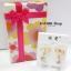 GL078 กล่องของขวัญ ลายดอกไม้สวยหวาน พร้อมโบว์สีชมพู ไว้ใส่เครื่องประดับ ต่างหู thumbnail 4
