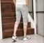 กางเกงขาสั้น3ส่วน JOGGER GREY/WHITE STRIPED thumbnail 6