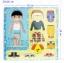 ของเล่นไม้ แต่งตัวตุ๊กตาผู้ชาย thumbnail 1