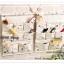 GH121 กระเป๋าผ้าแบบแขวนผนัง ทำจากผ้าฝ้าย มีช่องใส่ของจุกจิกมากมาย จะแขวนในห้องนอน หน้องทำงาน ห้องนั่งเล่น หรือห้องน้ำนอน ก็สวยเข้ากับทุกห้องคะ ขนาด : สูง 48 x กว้าง 35 cm. thumbnail 3