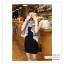 PR049 ผ้าพันคอแฟชั่น ผ้าฝ้าย แบบบาง พิมพ์ลายสวย ขนาด ยาว 170 กว้าง 80 cm. thumbnail 5