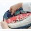 GB099 กระเป๋าใส่ชุดชั้นใน กางเกงใน ถุงเท้า ผ้าขนหนู ผ้าอ้อม ของใช้จุกจิกทั่วไป มี 4 สี ชมพู ฟ้า เทา เขียว พร้อมหูหิว งานคุณภาพ thumbnail 22