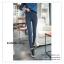 LG069 กางเกงสกินนี้ขายาว ทรงสวย เข้ารูป เอวสูง มีกระเป๋าหน้า และกระเป๋าหลัง มี 2 สี สีดำ สีกรมท่า thumbnail 1