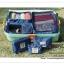 GB038 กระเป๋าผ้า จัดระเบียบกระเป๋าเดินทาง ใส่เสื้อผ้า ผ้าเช็ดตัว ผ้าขนหนู ของใช้ สามารถพับเก็บได้ สำหรับพกพาเดินทางท่องเที่ยว thumbnail 13