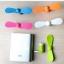 พัดลมมือถือ สำหรับAndriod สีชมพู thumbnail 5