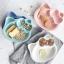 Pre-Order จานหลุมเซรามิค ลาย Hello Kitty มี 4 สี thumbnail 1
