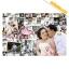 ของขวัญวาเลนไทน์ ภาพโฟโต้มิ๊กซ์ Background Mosaic thumbnail 1
