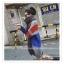 PR069 ผ้าพันคอแฟชั่น ผ้าหนา ช่วงปลายประดับด้วยริ้ว อย่างดี งานสวยคะ ขนาด กว้าง 50 ยาว 180 cm. thumbnail 12