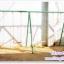 ชิงช้าโซ่ 4 ที่ (ไม่มีพนักพิง) แบบเหล็ก thumbnail 2