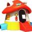 บ้านกระดานลื่นเห็ด SIZE:226X255X160 cm. thumbnail 1