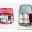GB140 กระเป๋าจัดระเบียบ จัดเก็บเสื้อผ้าของใช้ต่างๆให้เป็นระเบียบ 1 เซต มี 4 ชิ้น งานสวยคุณภาพคะ ช่วยให้กระเป๋าเดินทางเป็นระเบียบ หาของง่ายขึ้นคะ มีทั้งกระเป่าใส่เสื้อผ้า กระเป่าใส่เครื่องสำอางค์ กระเป่าใส่ชุดชั้นใน แยกเป็นสีๆ หยิบใช้งานสะดวกคะ thumbnail 12
