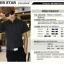 เสื้อเชิ๊ตแขนสั่้น ลายจุด แฟชั่นเกาหลี เสื้อผ้าทอม#02[Pre-Order] thumbnail 2