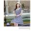 ชุดเดรส แฟชั่น ลายสก็อต BT004 thumbnail 3