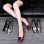รองเท้า ส้นสูง แฟชั่น เกาหลี Dark mirror J001 thumbnail 6