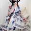 PR037 ผ้าพันคอแฟชั่น ผ้าคลุมไหล่ พิมพ์ลยสวยขนาด กว้าง 110 ยาว 180 cm. thumbnail 6