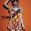 หมดค่ะ:Kloset Poodle Dress เดรสน่ารักๆคอบัวแบบคุณแอน คุณญาญ่าใส่เลยค่ะ ช่วงกลางลำตัวลายพูลเดิล มา 2 สีนะคะ เขียวและส้ม ใส่ทำงานได้ค่ะ ซิปข้างและมีซิปด้านใน กระดุมคอที่หลัง 1 เม็ด ใส่ออกงานก็ได้จ้า thumbnail 2