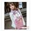 PR115 ผ้าพันคอแฟชั่น ผ้าคลุมไหล ลายสวย เก๋ งานดี ผ้าฝ้าย ขนาด 180*100 ซม. thumbnail 4