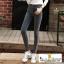 กางเกงยีนส์เอวสูงใส่แล้วฟิตเฟิร์มหุ่นเข้ารูปสวยมากค่ะ มี 3 สี คือ เทา ดำ และน้ำเงิน thumbnail 2