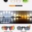 แว่นตาขี่จักรยาน Topeak TSR818 มีคลิปสายตา 2016 thumbnail 7