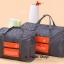 GB073 กระเป๋าผ้าเดินทาง พับเก็บได้ พกพาสะดวก ดีไซน์สวย เรียบหรู ใส่ของเอนกประสงค์ thumbnail 15