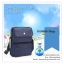 GB214 กระเป๋าสะพาย สายปรับขนาดได้ มีช่องใส่ของมากมาย เช่น มือถือ แท็บแลต Ipad กระเป๋าเงิน เครื่องเขียน thumbnail 5